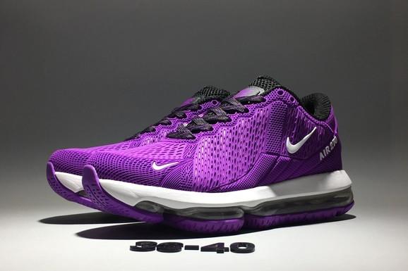 "Кроссовки Nike Air Max 270 ""Purple"" - фото 1"
