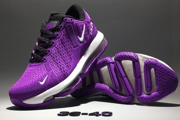 "Кроссовки Nike Air Max 270 ""Purple"" - фото 2"