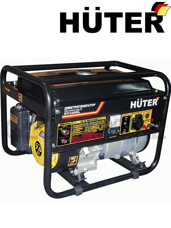 Движок Huter DY4000L (Хутер)