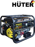Бензиновый генератор с автозапуском Huter DY6500LXA (Хутер)