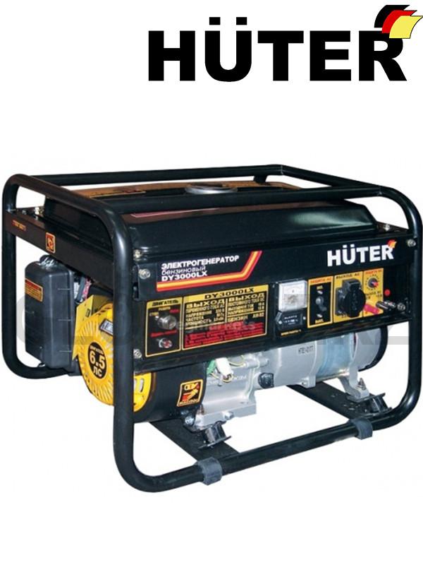 Huter DY3000LX электростартер (Хутер)