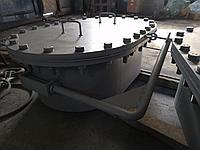 Люк-лаз ЛЛ-600 (петли), фото 1