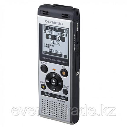 Диктофон Olympus WS-852 4Gb серый , фото 2