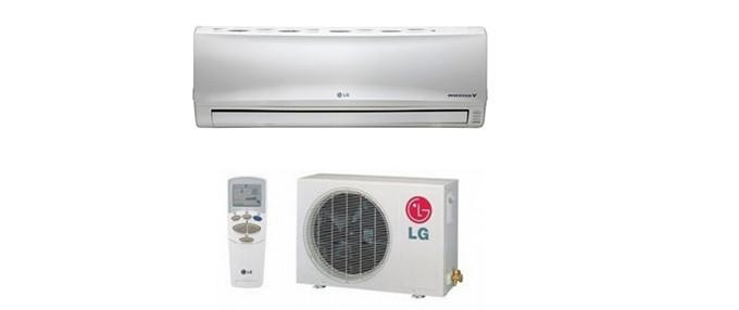 Настенная сплит-система LG S12SWC