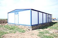 Блочная комплектная трансформаторная подстанция БКТП 100-10(6)/0,4 кВа