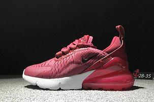 "Кроссовки Nike Air Max 270 ""Red"", фото 2"