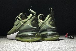 "Кроссовки Nike Air Max 270 ""Green"", фото 2"