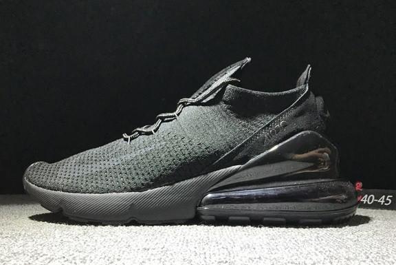 "Кроссовки Nike Air Max 270 "" Black"""