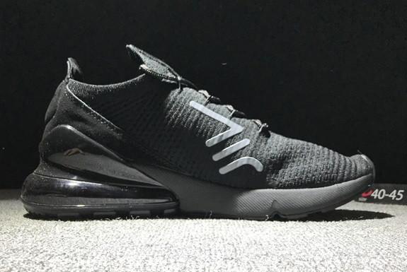 "Кроссовки Nike Air Max 270 "" Black"" - фото 2"