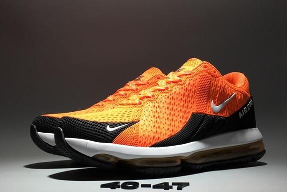 "Кроссовки Nike Air Max 270 Flair ""Orange"" - фото 1"