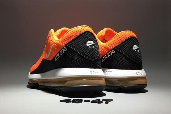 "Кроссовки Nike Air Max 270 Flair ""Orange"" - фото 3"