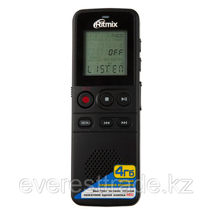 Диктофон Ritmix RR-810 4Gb, фото 2