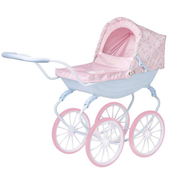 Zapf Creation Baby Annabell 1423488 Бэби Аннабель Коляска винтажная, 2017