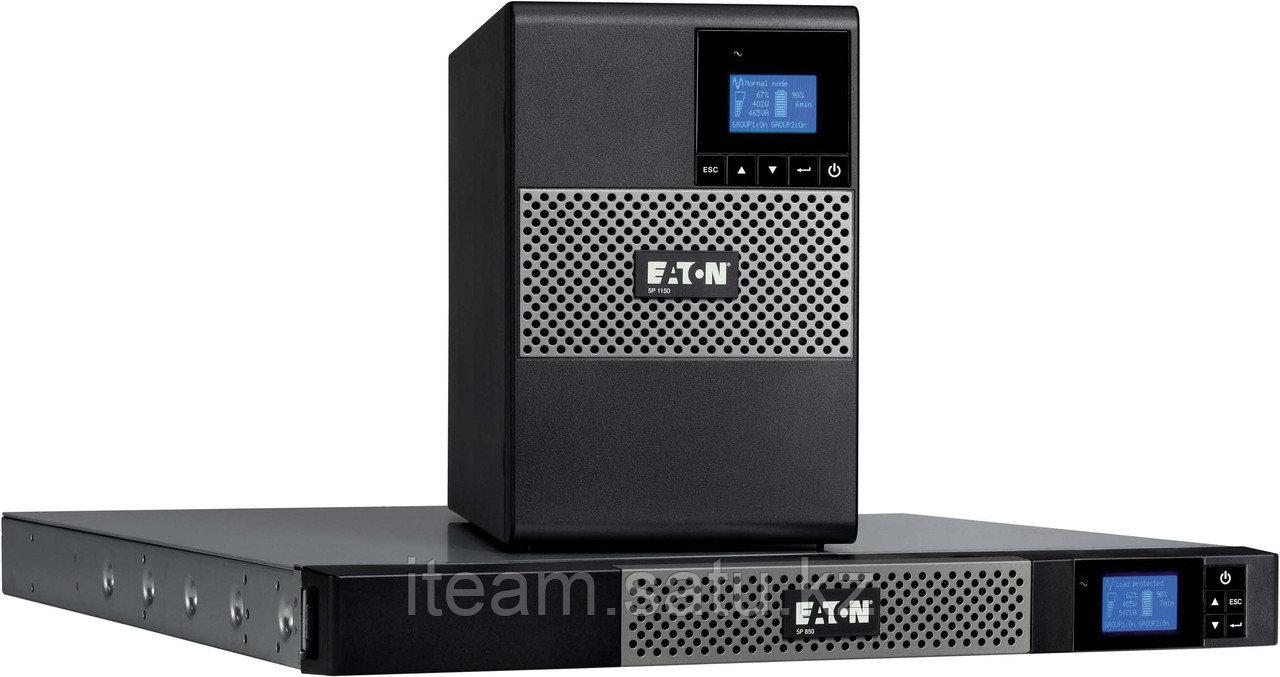 Eaton 5P 650i Линейно-интерактивный ИБП с Sin при работе от батарей, мощностью 650ВА