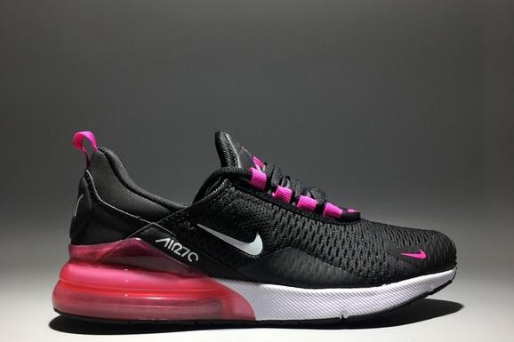 "Кроссовки Nike Air Max 270 ""Rose-Black"" - фото 3"