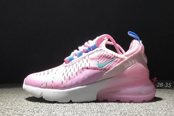 "Кроссовки Nike Air Max 270 ""Pink"" - фото 1"