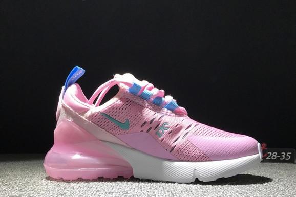 "Кроссовки Nike Air Max 270 ""Pink"" - фото 3"