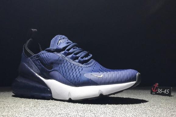 "Кроссовки Nike Air Max 270 ""Dark blue"" - фото 2"