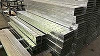Кабельные лотки перфорированные беззамкового типа КП 400*80 S=1мм Sz, фото 1