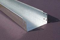 Кабельные лотки глухие замкового типа КЗ 600 S=0,8мм Sz, фото 1
