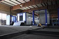 Блочно-модульное здание(кожух) из сэндвич-панелей для дизель-генераторных установок