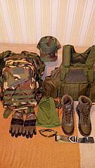 Комплект НАТО Страйкболист