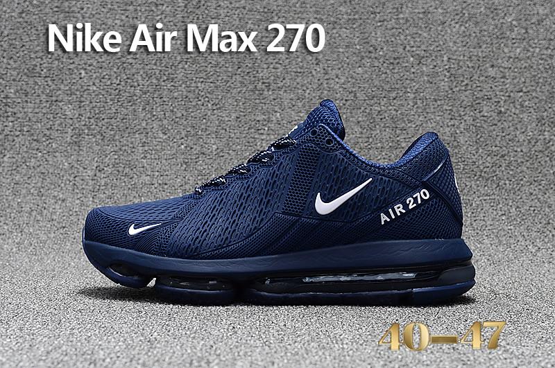 Кроссовки Nike Air Max 270 Flair - фото 1