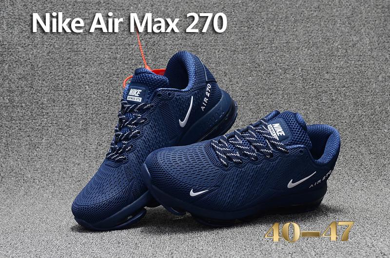 Кроссовки Nike Air Max 270 Flair - фото 2
