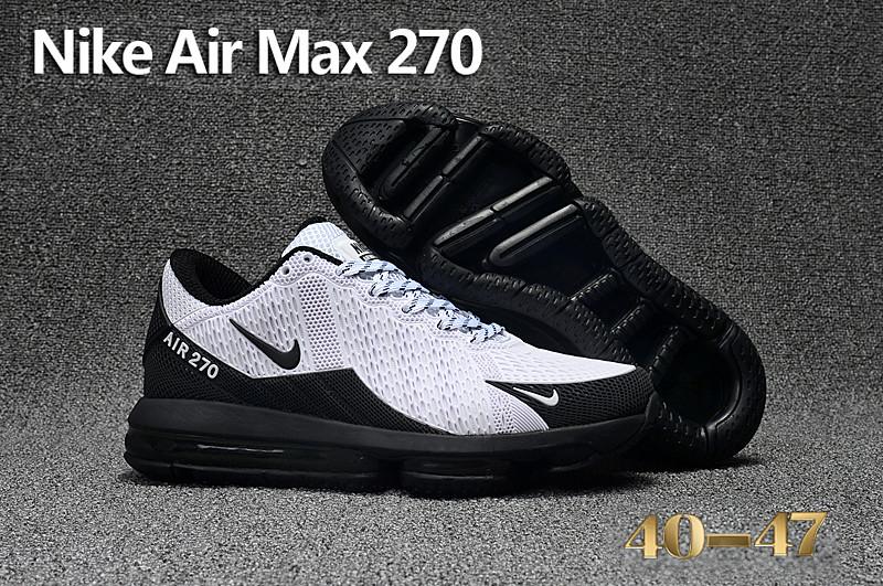 Кроссовки Nike Air Max 270 Flair - фото 3