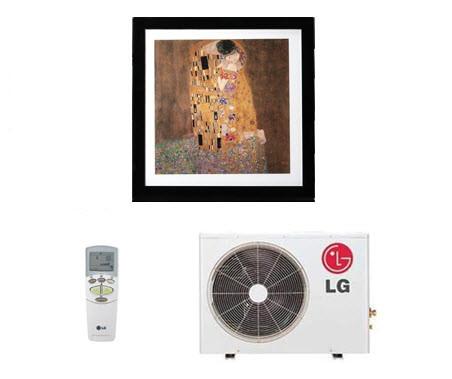 Настенный внутренний блок Artcool Gallery LG МА09АН1 NF1R0