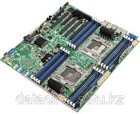 Сервеная плата Intel® Server Board S2600CW2R, 2 x LGA2011-3, Xeon E5-2600 v3/v4, 16 x DDR4 ECC RDIMM/LRDIMM Up