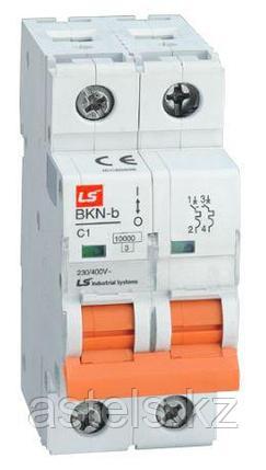 Миниатюрные автоматические выключатели BKN-b 2P (1-63A), фото 2