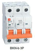 Миниатюрные автоматические выключатели BKN-b 2P (1-63A), фото 3