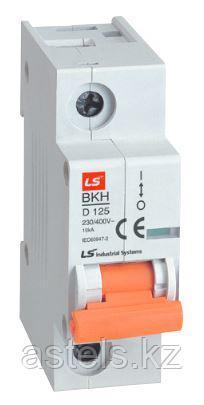 Миниатюрные автоматические выключатели BKH 1P (63-125A)