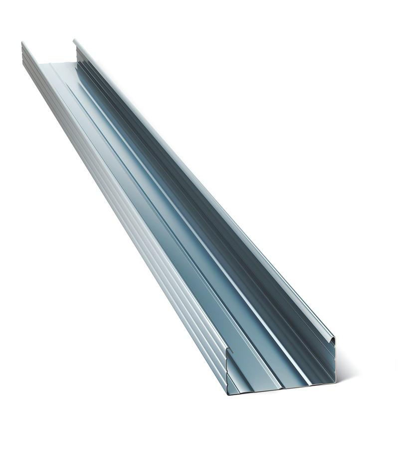 Профиль стеновой / направляющий для гипсокартона 100х40