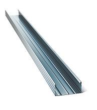 Профиль стеновой / направляющий для гипсокартона 75х40