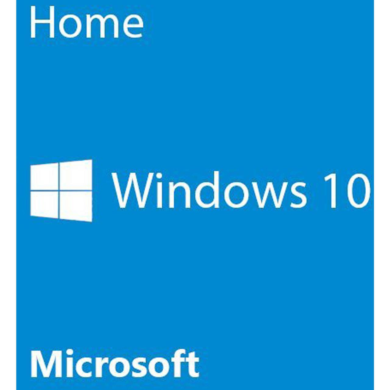 Операционная система Microsoft Windows Home 10 Win32 KW9-00117 (OEM/OEI)