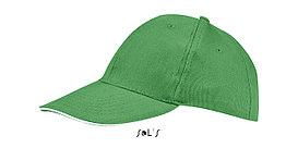 Кепка | Sols Buffalo Зеленая