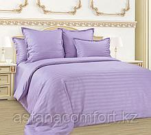 Комплект постельного белья двуспальное - Евро из сатина.