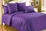 Комплект постельного белья двуспальное - Евро из сатина., фото 3