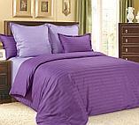 Комплект постельного белья двуспальное - Евро из сатина., фото 5