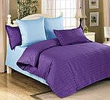 Комплект постельного белья двуспальное - Евро из сатина., фото 6