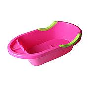 """Ванна детская большая """"Малышок люкс"""" цвет розовый, М4408"""