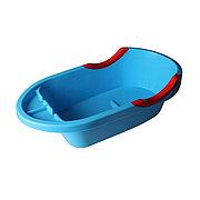 """Ванна детская большая """"Малышок люкс"""" цвет синий, М4409"""