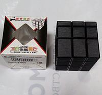 Кубик 3х3 зеркальный черный шенгшоу, фото 1