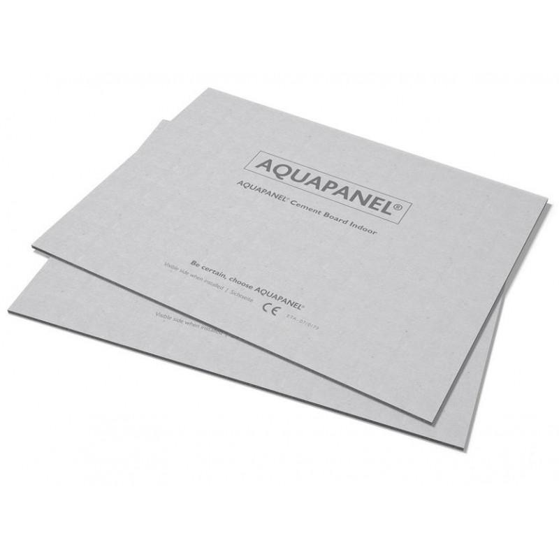 KNAUF Аквапанель Универсальная 2400*900*6 мм (100 лист)