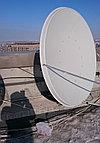 дополнительная крепежная фиксация на антенну от ветра (ВЕТРОЗАЩИТА)