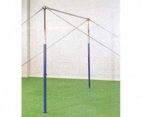 Перекладина универсальная гимнастическая на растяжках, фото 2