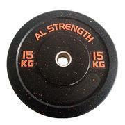 Блины  Al Strenght черные, d=50м
