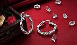 Серебряные серьги ''Fashion Prod'', фото 3